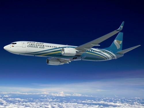 самолет Oman Air