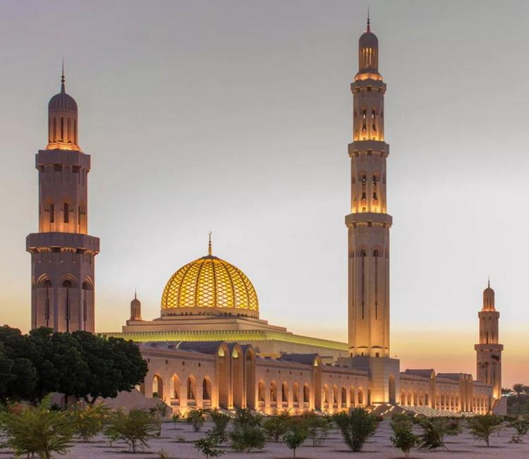 достопримечательности Маската и Омана
